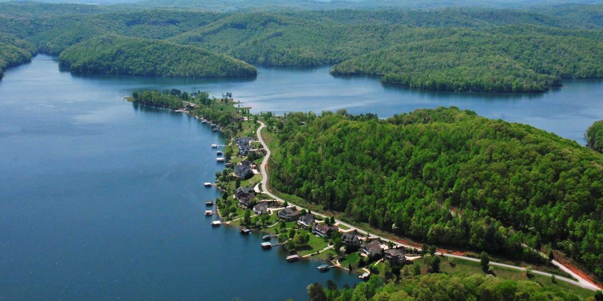 East Tennessee Lakefront Property For Sale